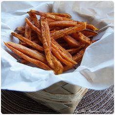 Baked Sweet Potato Fries | My San Francisco Kitchen