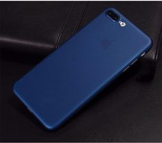 Blue iPhone 7 & 7 Plus Thin Case