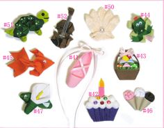 ribbon sculpture hair bow clips instruction