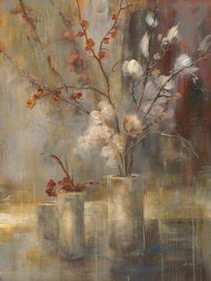 Simon Addyman - Silver Floral