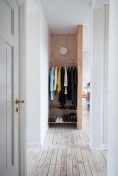 Appunti di casa: The Nordic Way #2 Scandy minimal entryway