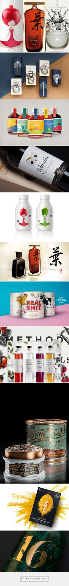 Packaging of the World is a package design inspiration archive showcasing the best, most interesting and creative work worldwide. Type Fonts, 10 Logo, Stationary Branding, Packaging Design Inspiration, Package Design, Branding Design, I Am Awesome, September, Packing
