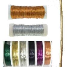 alambre para bisuteria cual es el ideal para  engarzar?, grosor correcto?, tipos de metales? toda la informacion que necesitas