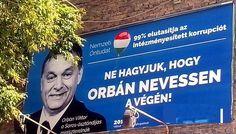 Olyan plakátkampány kezdődött, amitől technikai K.O. (nem Kálmán Olga) landolt Orbán fején (tényleg, jut eszünkbe, interjúzott az elmúlt 8-9 évben a csípős nyelvű médiadominának Orbán s miért nem..… EZ IGAZ ÉS SÜRGŐS PROBLÉMA AMIT GYORSAN MEG KELL OLDANI!