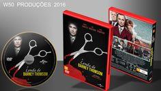 A Lenda De Barney Thomson - DVD 3 - ➨ Vitrine - Galeria De Capas - MundoNet | Capas & Labels Customizados