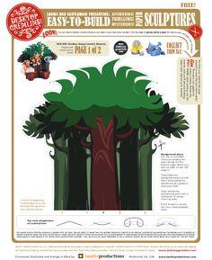 Donkey Kong Country Returns, Gremlins, Desktop, Sculptures, Cricut, Toy, Printables, Fan Art, Paper