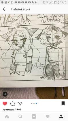 Amazing Drawings, Cute Drawings, Pencil Drawings, Manga Drawing, Manga Art, Anime Art, Pretty Art, Cute Art, Furry Art