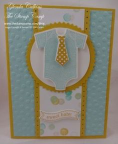 Something for Baby Stampin' Up - SU