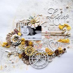 Layout: love you *Pion Design/Imaginarium Designs*