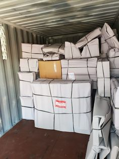 Container Packing Products from Bali International Movers, Freight Forwarder, Bali, Container, Packing, Ship, Home, Products, Bag Packaging