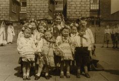 Ukrainian Whit Walk Children | by archivesplus