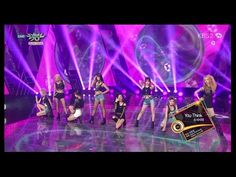 """Girls' Generation - 소녀시대 - 少女時代 (SNSD) - Comeback Stage for """"You Think"""" on KBS MUSIC BANK, August 21, 2015 - live music"""