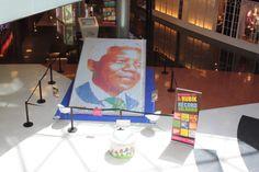 """It always seems impossible until it's done"" Nelson Mandela #RetoRubikMC #Rubik"