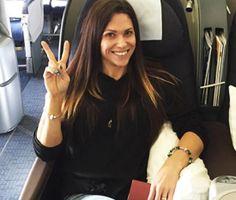 Oksana Grishina - Back from Italy