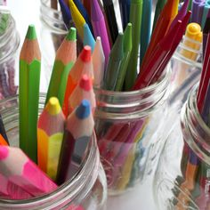 Best Adult Coloring Tips — One Strange Bird coloring books neon colored pencils color