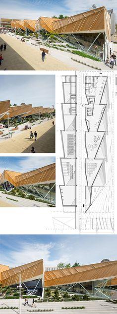Hoy en el blog os enseñamos un trocito de la exposición universal de Milán de este año. El pabellón de Eslovenia es lo más > > > > http://wp.me/p1lf61-OP #architecture #architettura #arquitectura #milan2015 #milano2015 #expo2015 #expomilano2015 #slovenia #eslovenia #pabellon #pavillion #padiglione #prefab #industrialized #modular #modusvivendiarquitectura #modusvivendiarquitectos #modusvivendi slovenian_pavilion_sono_milano_MODUS_VIVENDI
