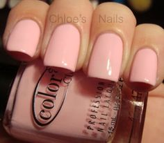 Color Club: Blushing Rose. SOLD