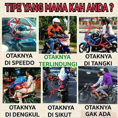 Tipe yang manakah Anda? - #Meme - http://www.indomeme.com/meme/tipe-yang-manakah-anda/