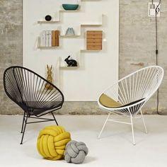 Acapulco Sessel acapulco chair by ok design nordicdesign ideas