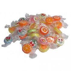 Bonbons traditionnels aux fruits de notre enfance !