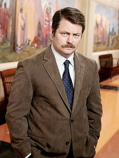 When Ron Swanson offers mustache growing tips, you listen. Watch Nick Offerman's video guide to sprouting your Movember mustache: http://chubstr.com/2012/resources/nick-offerman-shares-mustache-growing-secrets-for-movember/
