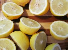 Lemons are more than just garnish and the basis for sugary drinks. These 20 unusual uses for lemon juice will clean and freshen your house and soothe your ills.