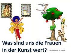 Nächste Etappe unser Blogparade: Fragen zur Kunst #bfzkunst - Was sind uns die Frauen in der Kunst wert? (c) Frank Koebsch