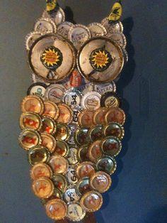 Bottle cap art - digiorgio's Photos