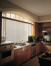 Aluminum blinds - Contact Creative windows of Ann Arbor MI for more information at (734) 769-5100