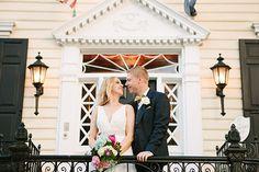 Charleston Weddings | The Governor's House Inn | Historic Charleston, SC
