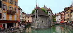 Annecy, Francia.