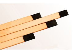 Flat Gouging Carbon Rods (D.C.)