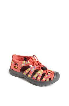 Toddler Girl's Keen 'Whisper' Sandal