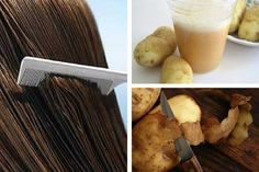Sucul de cartofi folosit ca tratament pentru păr este o modalitate excelentă de a oferi podoabei capilare nutrienți esențiali precum vitaminele A, B și C. Grow Natural Hair Faster, How To Grow Your Hair Faster, Home Remedies For Hair, Hair Remedies, Potato Juice, Bald Hair, Hair Growth Treatment, Strong Hair, Hair Repair