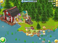 Hay Day App Tip - How to Catch Fish on Hay Day - News - Bubblews