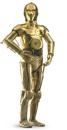 StarWars.com | C-3PO (See-Threepio)