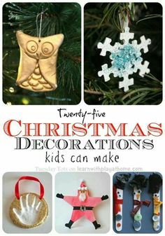 Kids xmas decoration ideas