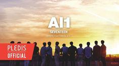 SEVENTEEN(세븐틴) 4th Mini Album 'Al1' Highlight Medley -- I already hyped even tho it's only the medley!!! TTuTT