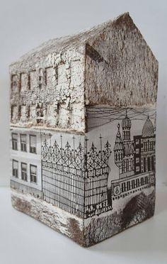 David CORRAUX: Mes Architectures
