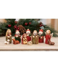 Nativity Figurine Set | Daily deals for moms, babies and kids