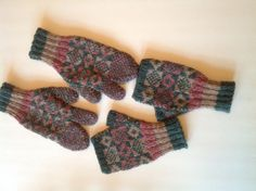 Newfoundland, Fingerless Gloves, Arm Warmers, Mittens, Projects To Try, Socks, Hands, Knitting, Style