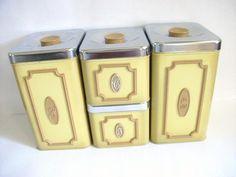 $30 Kitchen Canister Set