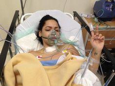 Juliana fue operada de ganglios o tumores cancerígenos #Fotos - Cachicha.com