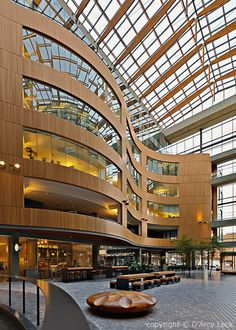 The Atrium, office building in Victoria, Canada