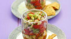 Leicht und lecker: Mexikanischer Tomatensalat | http://eatsmarter.de/rezepte/mexikanischer-tomatensalat