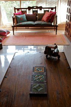 Once Upon A Tea Time.... Design Stories: Home tour: Sahana in Mumbai