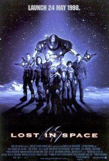 Lost in Space (1998) - Good movie, I never did watch the tv series, but I loved the concept