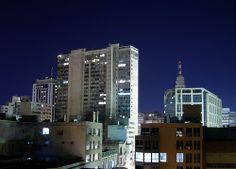 Montevideo Vista Nocturna