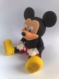 Figurice za torte (Fondant design Ana): MINI I MIKI MAUS (Minnie Mouse)