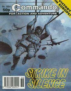 A cover gallery for the comic book Commando Children's Book Illustration, Comic Illustrations, Comic Book Covers, Comic Books, Ian Kennedy, Front Cover Designs, Children's Comics, Saturday Morning Cartoons, Military Diorama